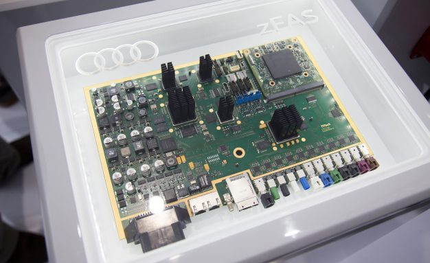 audi nvidia artificial intelligence