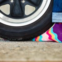 Fancy Footwork: Sensor-Equipped Smartsocks for Driving Are Here