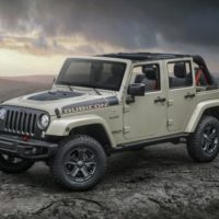 Jeep Wrangler Rubicon Recon Now Tops Range and Adds Beefier Off-Road Gear