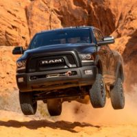 2017 Ram Power Wagon First Drive: The Lizard King