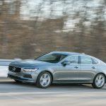 2017 Volvo S90 T5 FWD – Instrumented Test