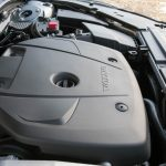 2017 Volvo S90 T5 FWD turbocharged 2.0-liter inline-4 engine