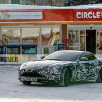 2018 Aston Martin Vantage Spied: Clearest Views Yet!