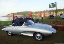 Fiat Stanguellini Spider America By Bertone Bangastang