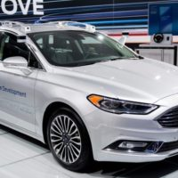 Ford invests $1 billion in an AI company to build the brain for its self-driving car