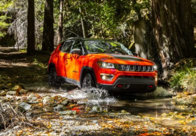 2017 Jeep Compass First Drive: Much Better than Before (Although It Couldn't Be Much Worse)