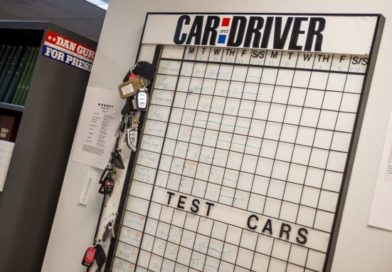Here at Car and Driver, We've Been Running a Car-Sharing Program for Six Decades