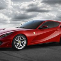 Truth in Naming: Ferrari 812 Superfast Claims 211 MPH, Even More Insane V-12 Power