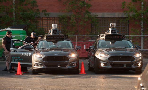 GHSA autonomous Uber