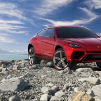 Report: Lamborghini Starting Urus SUV Production in April