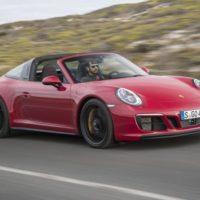 First Drive of the 2017 Porsche 911 GTS: The Sweet Spot