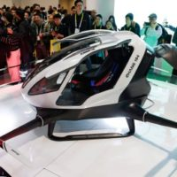 Passenger-carrying drone to fly in Dubai