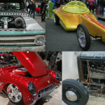 "While the Detroit auto show may be Cobo Center's big-ticket automotive event, it's certainly not the only vehicular gathering held within the confines of the nearly 60-year-old convention center. Notably, Cobo also houses Autorama, a custom-car and hot-rod show that brings together some of the finest custom-made vehicles throughout the country. This year's 65th annual Autorama contained more than 800 vehicles ranging from trailer queens to daily drivers, both imports and domestics. It's hard to choose a favorite among the show cars crowding the convention-center floor, but the folks who put on Autorama make it their duty to crown a ""best in show,"" dubbed the Ridler award, to the vehicle that best combines ""creativity, engineering, and quality workmanship."" The prize's full name is the Don Ridler Memorial Award, which honors  Autorama's original promoter, and it was first given out in 1964. To be eligible, a vehicle must never have been shown anywhere else before their Autorama debuts—not even in photos online. This year, eight vehicles were selected as finalists for the Ridler award, with one car taking the prize. Read on to see our favorite cars and trucks from this year's Autorama, as well as the 2017 Ridler award finalists and winner."