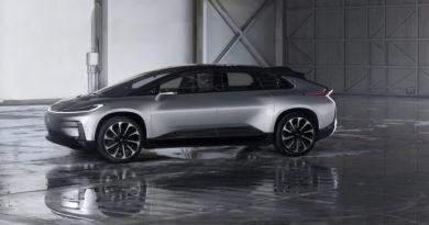 Faraday Future to take on Tesla at Pikes Peak
