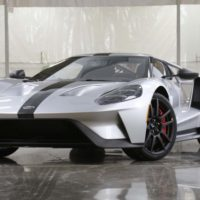 Ford GT Competition Series sheds weight and slathers on the carbon fiber