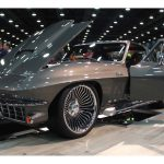 Split Ray Corvette Autorama