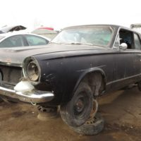 Junkyard Gem: 1963 Dodge Dart two-door sedan