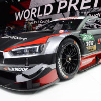 2017 Audi RS5 DTM racer is a smorgasbord of carbon-fiber wings