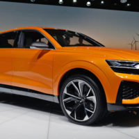 Audi's Q8 Sport concept packs an electric supercharger