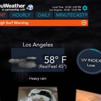 AccuWeather now lets you look at the forecast in virtual reality