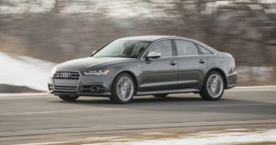 2017 Audi S6 Quick-Take Review: Aging, and Well