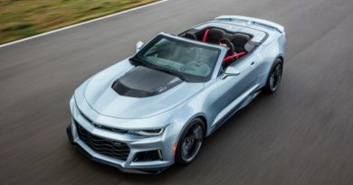 2017 Chevrolet Camaro ZL1 Convertible First Drive: An American Bad-Ass Goes Topless