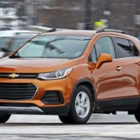 2017 Chevrolet Trax FWD Tested: Small Stands Tall