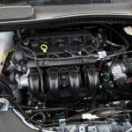 2017 Ford Transit Connect LWB 2.5-liter inline-4 engine