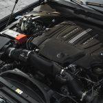 2017 Jaguar XE 35t R-Sport supercharged 3.0-liter V-6 engine