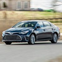 2017 Toyota Avalon in Depth: Comfort and Conduct, Calculated