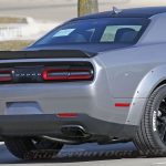 2018 Dodge Challenger SRT Demon (spy photo)