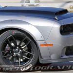 2018 Dodge Challenger SRT Demon (spy photo)