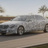 First Ride: 2018 Mercedes-Benz S-class Prototype, Now More Semi-Autonomous Than Ever