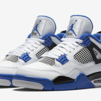 Superbike-inspired Nike Air Jordan IV Motorsport sneakers going back into production