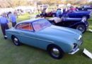 1953 Fiat Vignale Coupe by Michelotti