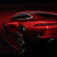 AMG to Unveil Four-Door GT Concept