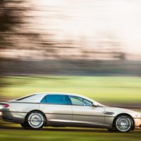 Aston Martin Considers Turning Lagonda into a Range of Super-Luxury Sedans