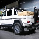 2018 Mercedes-Maybach G65 Landaulet
