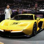 Pininfarina Fittipaldi Motors EF7 Vision Gran Turismo
