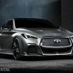 Infiniti and Renault Sport Formula 1 Team Create Q60 Project Black S