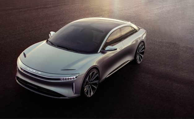 Lucid Air to Start at $60,000; Fancier Version to Top $100K