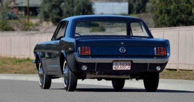 Mustang history on the block: Car 00002 is up for auction