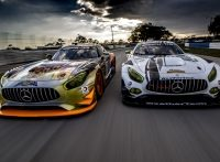 Mercedes-AMG Motorsport Customer Racing Teams Set For 12 Hours Of Sebring Debut This Weekend