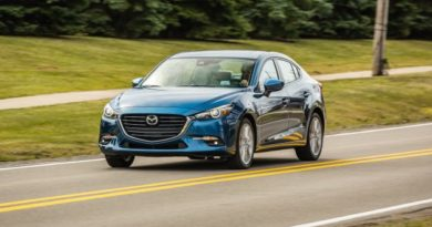 2017 Mazda 3 2.5L Sedan Test: It's Still Good