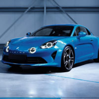 Alpine A110: Photos show off sultry coupe at Geneva Motor Show