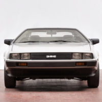 The DeLorean and other Irish cars for St. Patty's Day