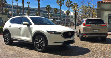 A tough choice: 2017 Honda CR-V vs. 2017 Mazda CX-5