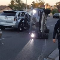 Uber grounds self-driving cars after accident in Arizona