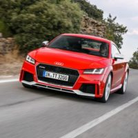 Five-Cylinder Fever! Audi Announces TT RS and RS3 Pricing