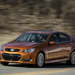 2017 Chevrolet SS Manual – Instrumented Test